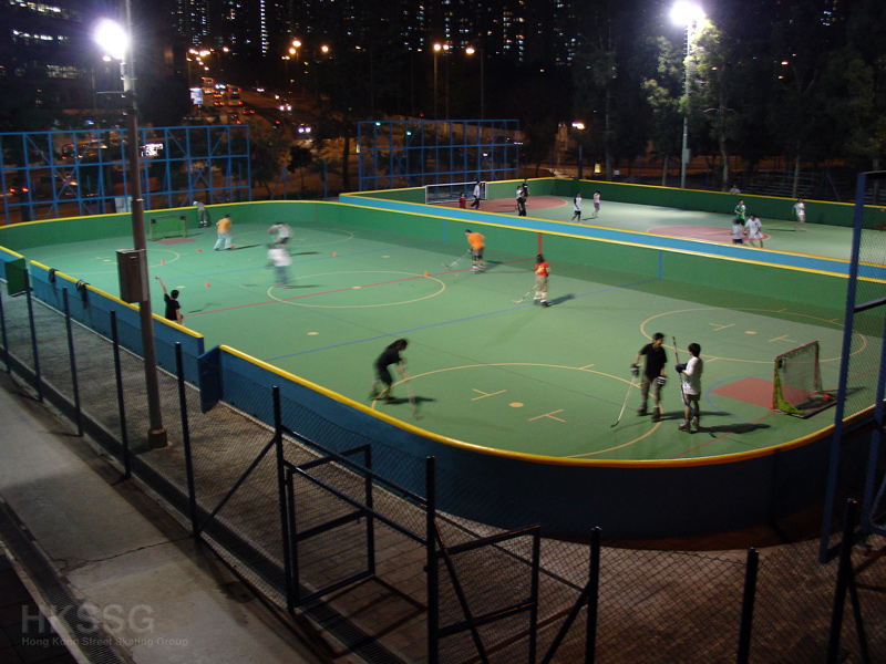 Choi Hung Road Inline Hockey