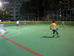 Choi Hung Road Inline Hockey (Sep 2008)