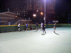 Choi Hung Road Inline Hockey (Apr 2010)