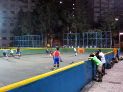 Choi Hung Road Inline Hockey (Feb 2014)
