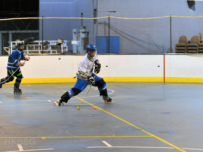 Inline Hockey Summer League 2009