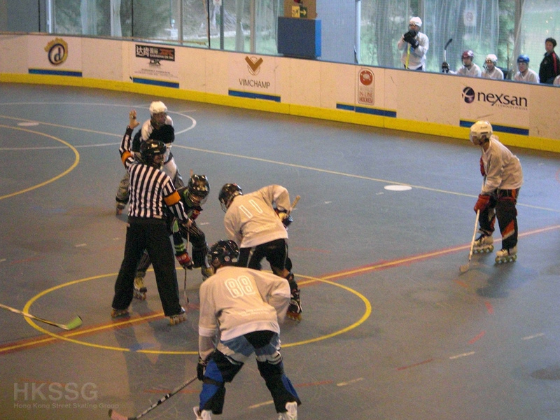 Inline Hockey CNY 3's Tournament 2010