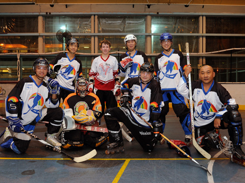 Inline Hockey Summer League 2011