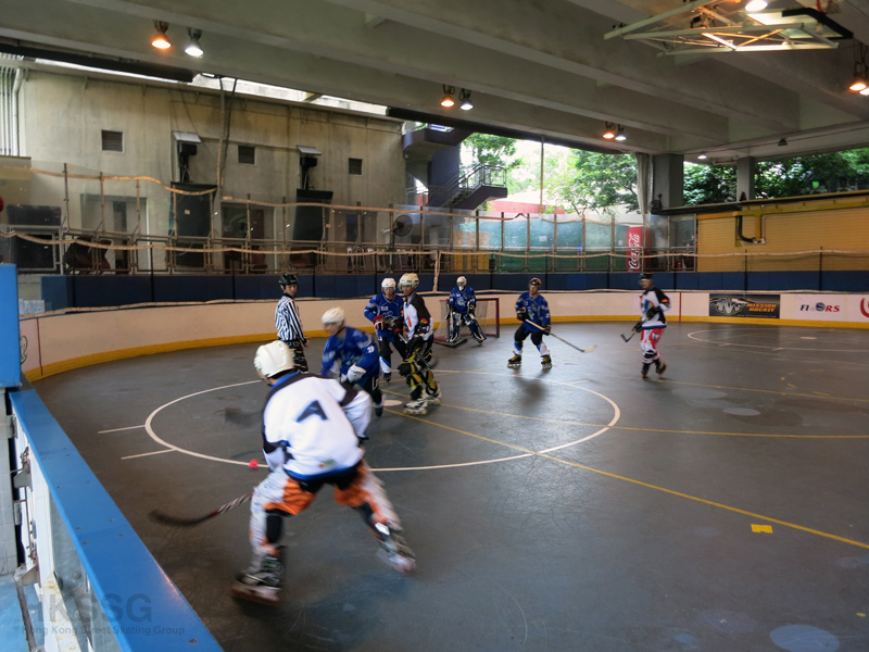 Inline Hockey Easter 3's Tournament 2014