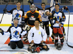 Inline Hockey Summer League 2014
