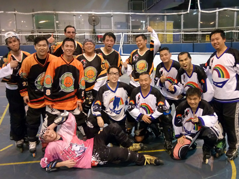 Inline Hockey League 2016-17